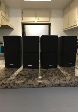 Bose surround sound speakers for Sale in Tampa, FL