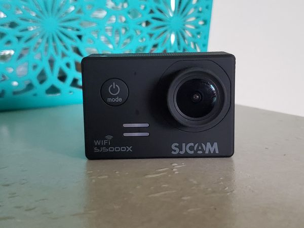 Action Camera SJCAM 5000x WiFi +memory card 32 GB