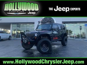 2010 Jeep Wrangler Unlimited for Sale in Hollywood, FL