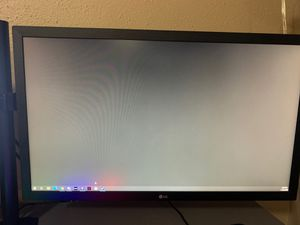 LG monitor for Sale in Houston, TX
