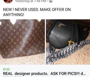D E S I G N E R bags ! D & L ) for Sale in La Mesa, CA