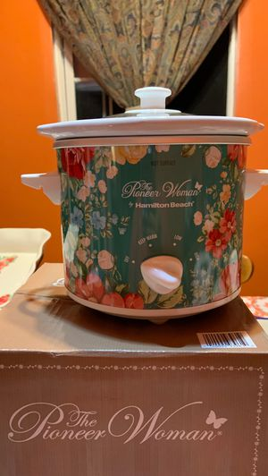 The Pioneer Woman slow cooker / crock pot for Sale in South Gate, CA
