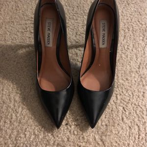 Steve Maddens Black Heels Sz 7 for Sale in Silver Spring, MD