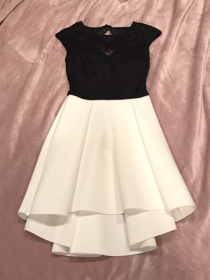 B. Darlin B&W formal dress for Sale in Crofton, MD