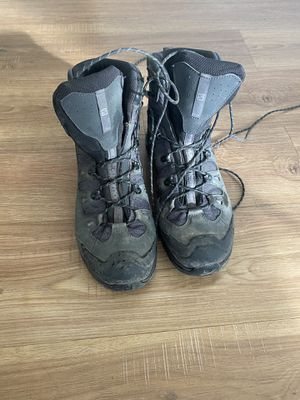 Salomon Men's Quest 4d 3 GTX Backpacking Boots for Sale in Goodyear, AZ