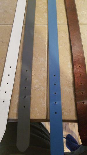 """Mens 32"""" belts for Sale in Phoenix, AZ"""
