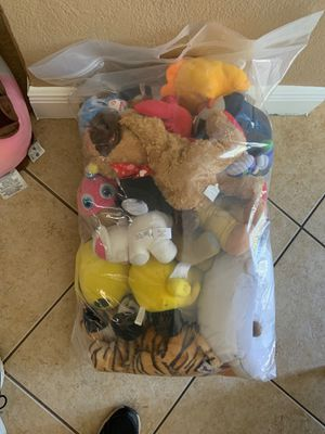 Stuffed animals for Sale in Hollywood, FL