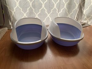 New Cat Litter Boxes - 2 for Sale in San Francisco, CA