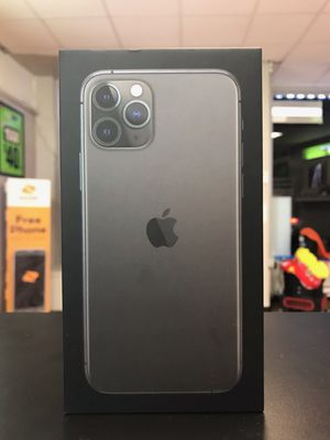 Finance New Unlocked iPhone 11 Pro Max - Only $50 down! for Sale in Pawtucket, RI