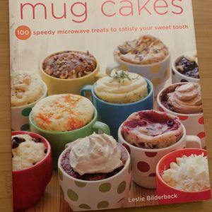 Mug cakes book for Sale in Fresno, CA