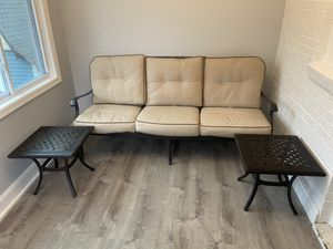 Indoor / outdoor Couch set for Sale in Silver Spring, MD