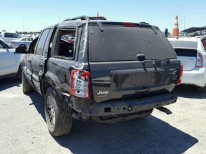 2004 JEEP GRAND CHEROKEE LIMITED PARTING OUT CALL TODAY!! for Sale in Rancho Cordova, CA