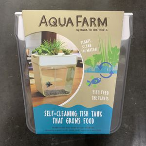 Aqua Farm Self Cleaning Fish Tank That Grows Food for Sale in El Monte, CA