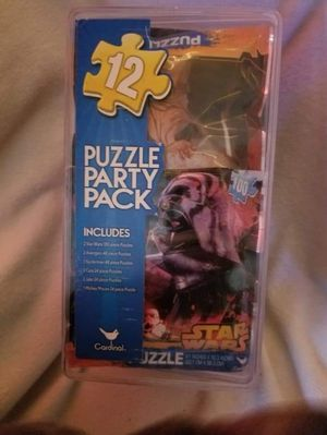 Kid's Puzzle Party Pk $7.00!! for Sale in Galloway, OH