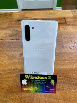 Samsung note 10 factor unlocked T-Mobile,cricket,metro pcs,straight talk,att,Verizon,sprint,boost Factor unlocked for Sale in Nashville, TN