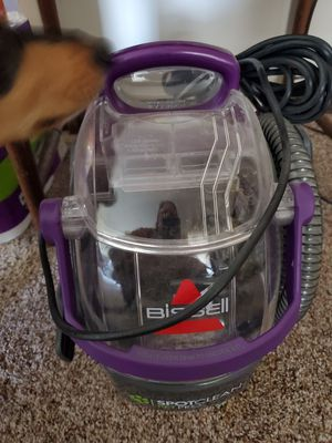 Bissell SpotClean Pet Portable Carpet Cleaner for Sale in Palatine, IL