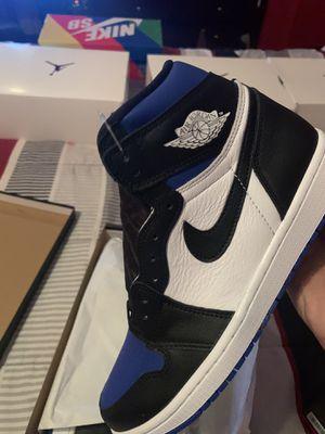 Jordan 1 Retro High Royal Toe Size 11 for Sale in Houston, TX