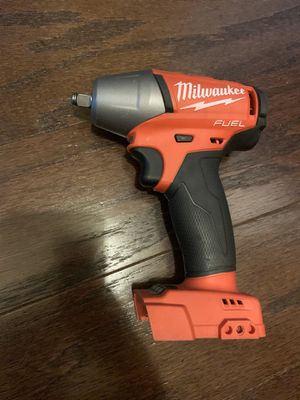 Milwaukee 3/8 m18 impact wrench for Sale in Washington, DC
