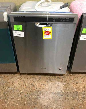 Brand New Whirlpool Dishwasher (Model:WDF520PADM) DKR for Sale in Irving, TX
