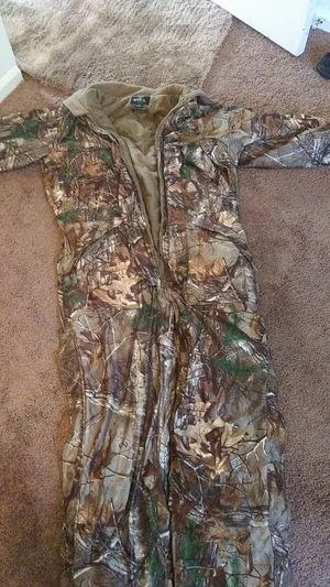 Redhead realtree camouflage coveralls for Sale in Peoria, IL