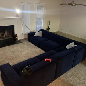 Low Modern Style Sectional for Sale in Smyrna, GA