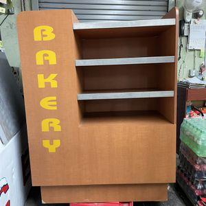 Bakery Wooden Shelf for Sale in Miami, FL