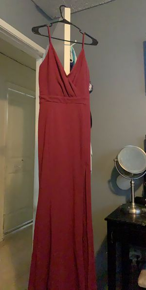Long event dress for Sale in Fontana, CA