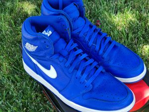 Air Jordan 1s Hyper Royal for Sale in Ontario, CA