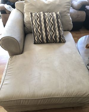 Right arm lounge sofa for Sale in Gaithersburg, MD
