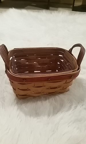 Longaberger Rare Stud Basket for Sale in Butler, PA