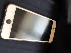 iPhone 6S Plus (For Parts) Plus Case & Headphones for Sale in Washington, DC