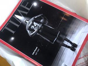 Kobe time magazine for Sale in Montebello, CA
