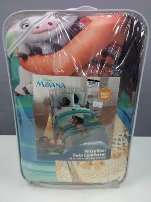 Moana comforter for Sale in Irving, TX