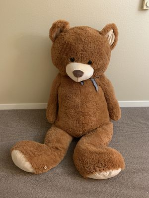 Giant Teddy Bear for Sale in Seattle, WA