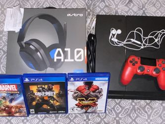 PS4 Gaming Console and More!!! for Sale in Sanger,  CA