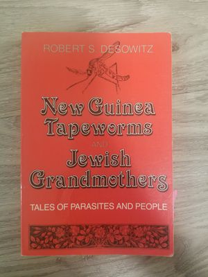 New Guinea Tapeworms and Jewish Grandmothers for Sale in Seattle, WA