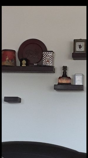 Set of 4 wall shelves for Sale in Lakeside, CA