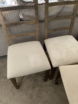 4 dining chairs. for Sale in Sterling, VA