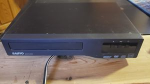 sanyo DVD player for Sale in New Boston, IL