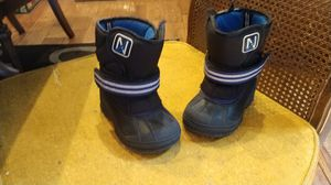 Nautica toddler snow boots for Sale in Brighton, CO