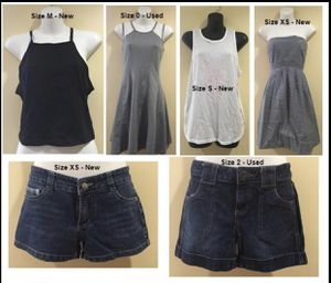Women Clothes $5 for all or $1 each for Sale in Fairfax, VA