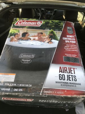 Coleman spa hot tub for Sale in Pembroke Pines, FL