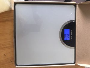 Digital scale for bathroom, brand new in box for Sale in San Diego, CA