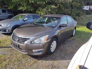 2013 Nissan Altima for Sale in Chesapeake, VA