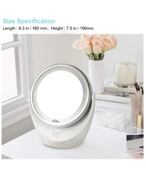 Lighted Makeup Mirror for Sale in Baltimore, MD