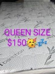 Queen Size Mattress Pillow Top Special for Sale in El Monte,  CA