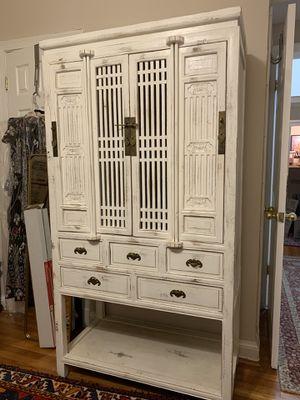 Ming kitchen cabinet vintage for Sale in Manassas, VA