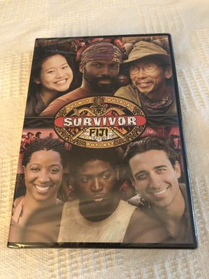 Survivor Fiji DVD for Sale in Pasadena, TX