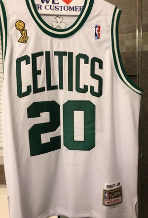 Boston Celtics Jersey size 52 Mitchell and ness for Sale in Fort Worth, TX