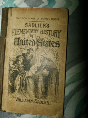 Sadlier's Elementary History of the United States for Sale in Meridian, MS